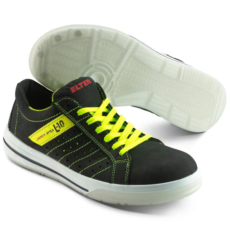 ELTEN 721051 Breezer Low sikkerhedssko. Smart sneakers design